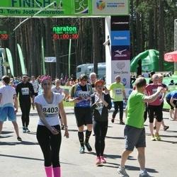 33. Tartu Jooksumaraton - Anneliis Täär (8403)