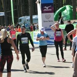 33. Tartu Jooksumaraton - Armin Tragel (8412), Anne Noop (9122)