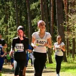 33. Tartu Jooksumaraton - Anneliis Täär (8403), Piret Kermas (9282)