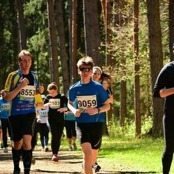33. Tartu Jooksumaraton - Arko Kurg (8553), Kevin Grihin (9059)