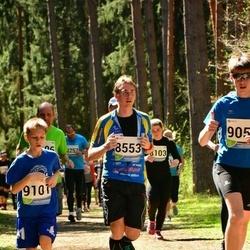 33. Tartu Jooksumaraton - Arko Kurg (8553), Arthur Lauk (9101)