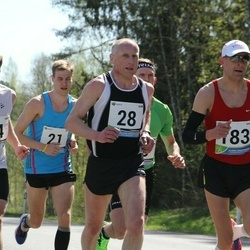 33. Tartu Jooksumaraton - Mikk Laur (23), Aimar Hussar (24), Ago Veilberg (28), Margus Pirksaar (183)