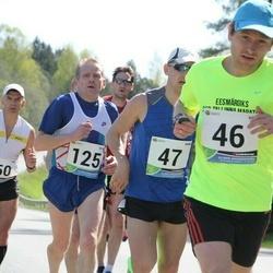 33. Tartu Jooksumaraton - Lauri Enn (46), Agu Lehemaa (125)