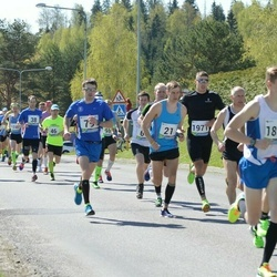 33. Tartu Jooksumaraton - Bert Tippi (21), Hannes Veide (38), Viktor Gromov (39), Lauri Enn (46), Janno Metsapool (79)