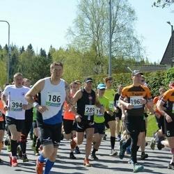 33. Tartu Jooksumaraton - Ago Teder (289)