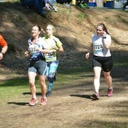 33. Tartu Jooksumaraton - Laila Ahu (1723), Janno Joost (8250), Bianca Mehine (8260), Merli Liivakant (8310)