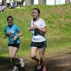 33. Tartu Jooksumaraton - Agne Vaalmäe (8862), Karina Arras (9179)