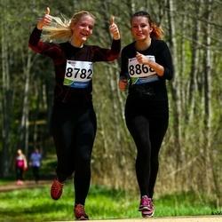 33. Tartu Jooksumaraton - Anna-Liisa Mandli (8782), Mari Liis Leppoja (8868)