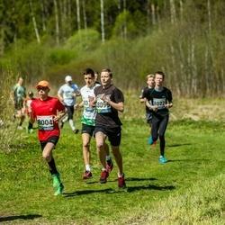 33. Tartu Jooksumaraton - Armin Angerjärv (8004), Taavi Tamm (8099)