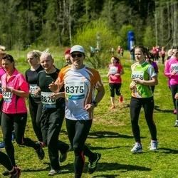 33. Tartu Jooksumaraton - Aimar Kongi (8375), Alise Rupeka (8885)