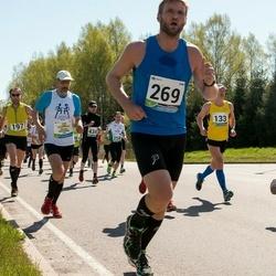 33. Tartu Jooksumaraton - Aare Viitkin (269)