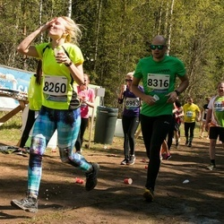 33. Tartu Jooksumaraton - Bianca Mehine (8260), Indrek Kose (8316)