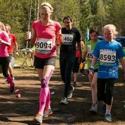 33. Tartu Jooksumaraton - Laura Tamm (8593), Berit Rohtjärv (9094)
