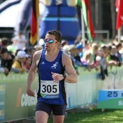 33. Tartu Jooksumaraton - Andre Abner (305)