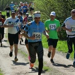 33. Tartu Jooksumaraton - Arno Bachaus (250), Kalle Lellep (579)