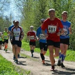 33. Tartu Jooksumaraton - Ando Hermsalu (481)