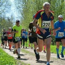 33. Tartu Jooksumaraton - Jüri Leesmäe (220), Aare Piire (552)