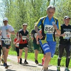 33. Tartu Jooksumaraton - Viljar Teder (797), Ago Käis (856)