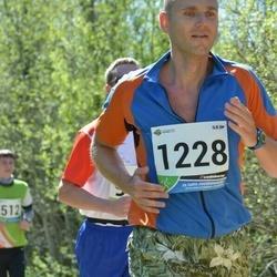 33. Tartu Jooksumaraton - Ago Võhmar (1228)