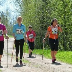 33. Tartu Jooksumaraton - Brett Hiielo (2647), Triin Toomeste (2686)