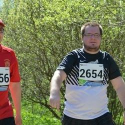 33. Tartu Jooksumaraton - Rain Mägi (2654), Andre Limbak (2656)