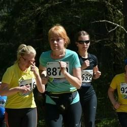 33. Tartu Jooksumaraton - Annika Kartsepp (8632)