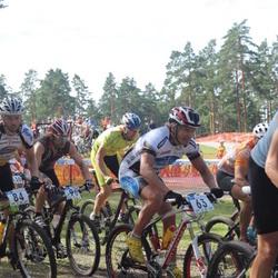 Samsung Estonian Cup 7. etapp Jõulumäe - Aivar Ridamäe (63), Mihhail Lukertšenko (84), Andre Kull (90)
