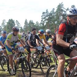 Samsung Estonian Cup 7. etapp Jõulumäe - Hannu Loik (540), Anis Lamri (905)