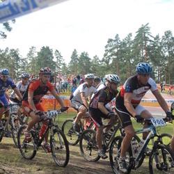 Samsung Estonian Cup 7. etapp Jõulumäe - Aivar Vonk (900), Annes Dreimann (936)