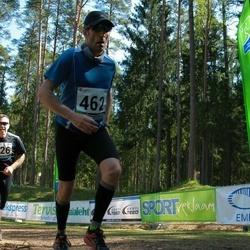 33. Tartu Jooksumaraton - Meelis Lill (462), Arno Anton (526)