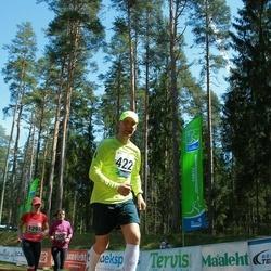 33. Tartu Jooksumaraton - Ando Meerbach (422), Kristiina Rull (908), Kaisa Heinla (1298)
