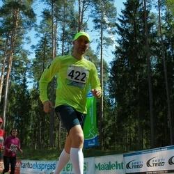 33. Tartu Jooksumaraton - Ando Meerbach (422)