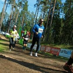 33. Tartu Jooksumaraton - Aare Sepp (1164), Erkki Eggert (1983)