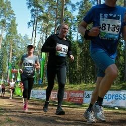 33. Tartu Jooksumaraton - Aare Kiik (8139), Kaia Alunurm (9470)