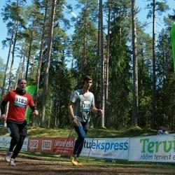 33. Tartu Jooksumaraton - Agris Purins (2718), Aivar Kruup (9183)