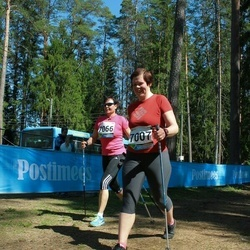 33. Tartu Jooksumaraton - Annika Albert-Aksjonov (7007), Aili Kaljurand (7066)