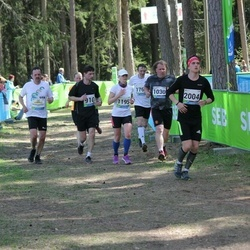 33. Tartu Jooksumaraton - Madis Mere (910), Indrek Ränd (1030), Anni Niidumaa (1195), Markus Arak (2004)