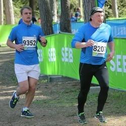 33. Tartu Jooksumaraton - Rainer Naggel (8201), Ando Ling (9352)