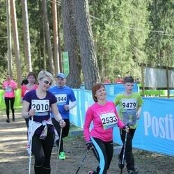 33. Tartu Jooksumaraton - Annika Aas (2533), Kaspar Karo (9479)