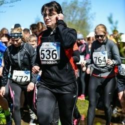 44. jooks ümber Harku järve - Anna Remmelgas (536)