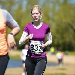 44. jooks ümber Harku järve - Annika Loorits (332)