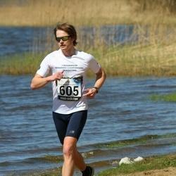 44. jooks ümber Harku järve - Armin Soosalu (605)