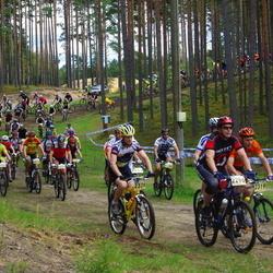Samsung Estonian Cup 7. etapp Jõulumäe - Arne Kaasik (2296), Kalle Kirotar (2326)
