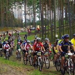 Samsung Estonian Cup 7. etapp Jõulumäe - Kätlin Käär (2324), Ott Karu (2440), Sander Saluväli (2469), Aare Luik (2483)