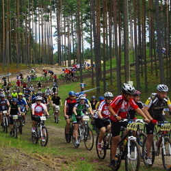 Samsung Estonian Cup 7. etapp Jõulumäe - Anni Salu (2360), Ott Karu (2440), Sander Saluväli (2469)