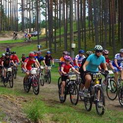 Samsung Estonian Cup 7. etapp Jõulumäe - Lairi Einmaa (2368), Sirje Igel (2387), Kaur Kristjan Anton (2449), Annabrit Prants (2493)