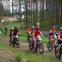 Samsung Estonian Cup 7. etapp Jõulumäe - Lairi Einmaa (2368), Ilkka Saarela (2443), Anu Jürisson (2451), Annabrit Prants (2493)