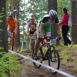Samsung Estonian Cup 7. etapp Jõulumäe - Agu Simulask (383), Tiit Kabonen (1149)