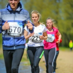 44. jooks ümber Harku järve - Anna Leena Korzets (229)