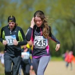 44. jooks ümber Harku järve - Aet Kubits (245)